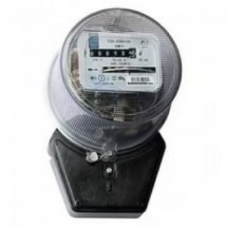 Счетчик электроэнергии индукционный 1ф.СО-И496 10-40А с ПК