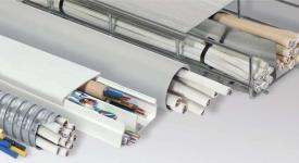 Пластиковые и металлические кабель-каналы: какой лучше выбрать?