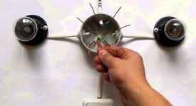 Как подключить два выключателя на две лампочки: схема, советы мастера