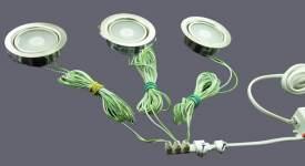 Как установить и подключить светильники различных типов?