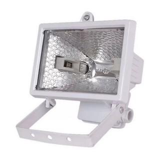 Прожектор галогенный 150 Вт (RFG 001) белый