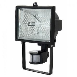 Прожектор галогенный 500 Вт (RFG 005) черный
