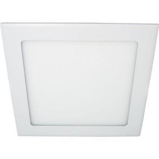 Светильник встраиваемый квадратный 7W 4500K белый