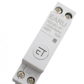EARU Wi-Fi выключатель нагрузки на DIN рейку