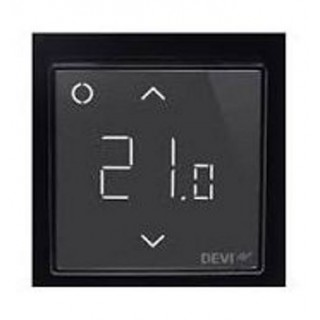 Терморегулятор DEVIreg™ Smart с Wi-Fi (черный)