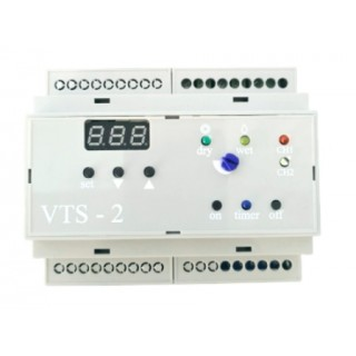 VTS-2 Регулятор (контроллер) - метеостанция
