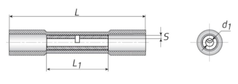 Схема гильз ГСИ-Т