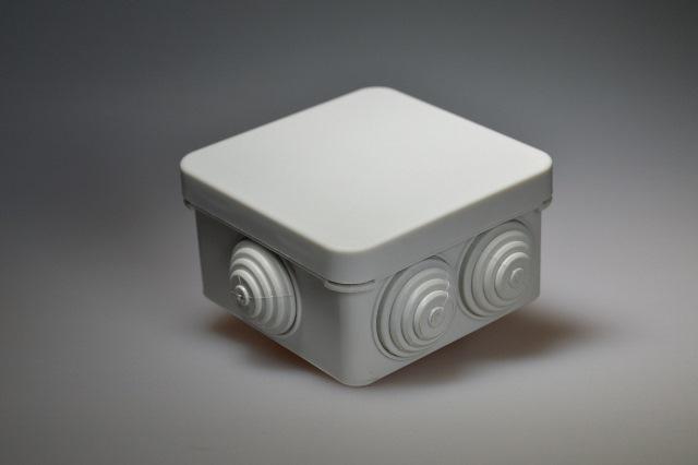 Коробка распределительная открытой установки