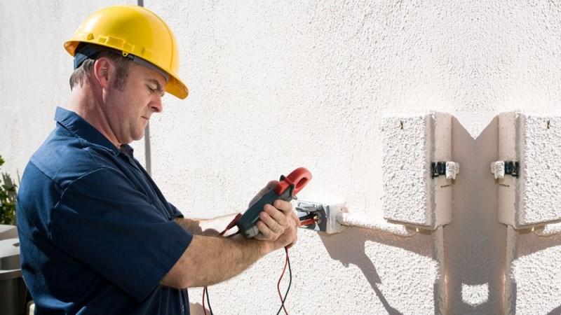 Безопасные элктромонтажные работы